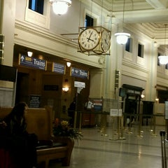 Photo taken at Pacific Central Station by Lauree F. on 1/30/2012