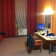 Photo taken at Пятый угол / 5th Corner Hotel by Garik G. on 3/30/2012