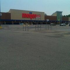 Photo taken at Meijer by Shawn B. on 6/9/2011