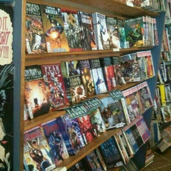 Photo taken at Comic Quest by Tim V. on 7/11/2012