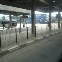 Photo taken at Terminal Cidade Tiradentes by Thales M. on 7/24/2012