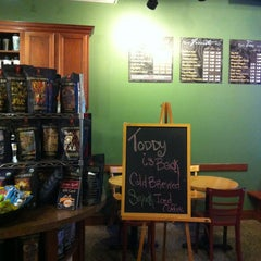 Photo taken at Espresso Royale by Katie G. on 3/24/2012