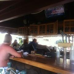 Photo taken at Tiki Bar by Lori S. on 1/17/2012