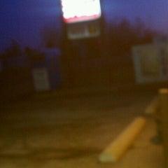 Photo taken at Jasper Gas Station by Ken S. on 1/6/2012