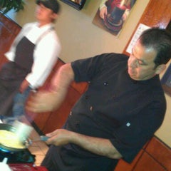 Photo taken at Little Napoli Italian Cuisine by Edward G. on 4/8/2012