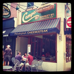 Photo taken at Campo's Deli by Dan R. on 6/9/2012