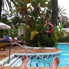 Foto tomada en Hotel Puente Romano por Miguel d. el 6/24/2011