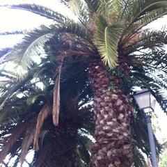 Photo taken at Parque Estudiante Javier Fernández Quesada ( Antiguo Parque Los Dragos) by Baki K. on 3/12/2012