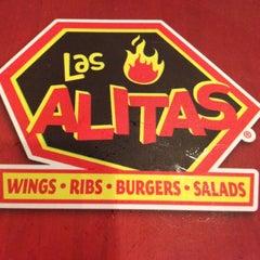 Photo taken at Las Alitas by Victor M. B. on 12/28/2011