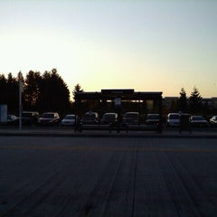 Photo taken at S. Everett Park & Ride by Monica H. on 9/9/2011