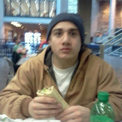 Photo taken at SUBWAY by Zach N. on 12/14/2011