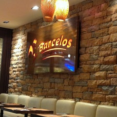 Photo taken at Barcelos Flame Grilled Chicken by Mark H. on 9/13/2011