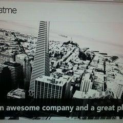 Photo taken at SeatMe HQ by JC M. on 7/14/2011