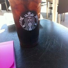Photo taken at Starbucks by Ashley S. on 7/10/2012