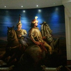 Photo taken at Khan Saab by Vamsi T. on 5/2/2011