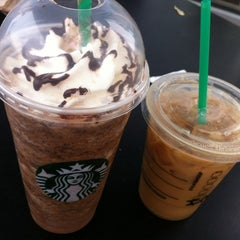 Photo taken at Starbucks by Hj on 4/14/2012