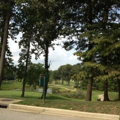 Photo taken at Bay Hills Golf Course by Kate on 8/22/2012