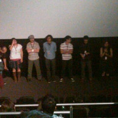 Photo taken at 10mo Festival Internacional de Cine de Morelia by Lucas R. on 10/22/2011
