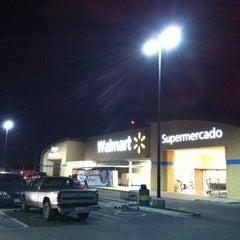 Photo taken at Walmart by Paul G. on 11/1/2011