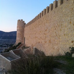 Photo taken at Castalla by Jaime D. on 1/7/2012
