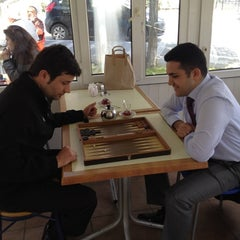 Photo taken at Gül Cafe by Can M. on 4/12/2012