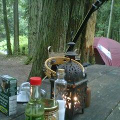 Photo taken at Sequim Bay State Park by Sierra R. on 8/19/2012