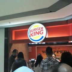 Photo taken at Burger King by DeejayRegis L. on 5/12/2012