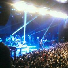 Photo taken at Teatro Riachuelo by Kaliane on 11/19/2011