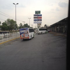 Photo taken at Central de Autobuses by Mau C. on 5/3/2012