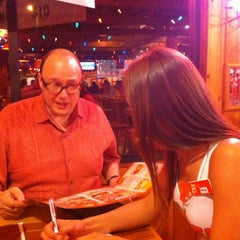 Photo taken at Hooters by René v. on 5/19/2012