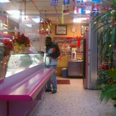 Photo taken at Elias Donuts by aaron s. on 1/5/2012