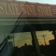 Photo taken at State Wine & Liquor Store #35 by Lanugo on 11/26/2011