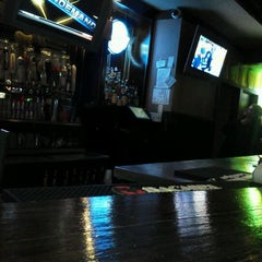 Photo taken at Boonies Bar and BBQ by Dave D. on 1/20/2012