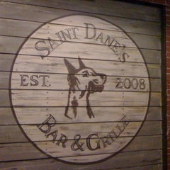 Photo taken at Saint Dane's Bar & Grille by Crystal M. on 4/30/2011