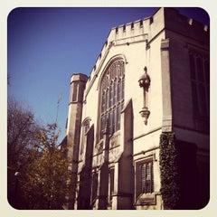 Photo taken at Princeton University by Olek S. on 11/5/2011