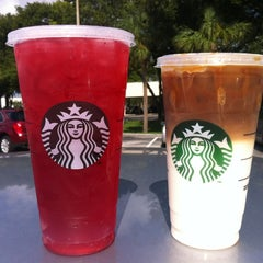 Photo taken at Starbucks by Anna W. on 9/1/2012