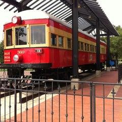 Photo taken at Interurban Railway Museum by VisitPlano on 9/17/2011