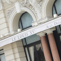 Photo taken at Le Louis XV - Alain Ducasse by FR2DAY on 7/21/2011