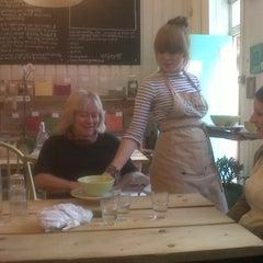 Photo taken at Happy Kitchen by Jon H. on 2/10/2012