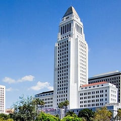 Photo taken at Los Angeles City Hall by Michelle V. on 8/6/2012