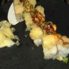 Photo taken at Dish Japanese Restaurant by Elizabeth on 2/19/2012