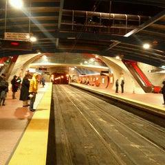Photo taken at West Portal MUNI Metro Station by ReyVolutionX on 2/14/2012