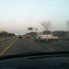 Photo taken at I-494 by Matt J. on 3/15/2012