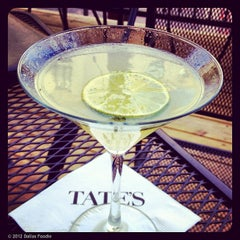 Photo taken at Tate's by Dallas Foodie (. on 4/13/2012
