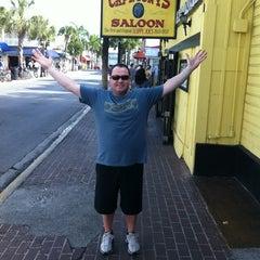 Photo taken at Captain Tony's Saloon by Mark F. on 2/3/2012