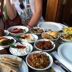 Photo taken at Gallipoli Bazaar by Sophia on 7/22/2012
