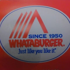 Photo taken at Whataburger by ✈--isaak--✈ on 8/24/2012