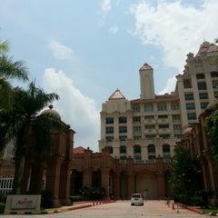 Photo taken at Marriott Putrajaya Hotel by shah h. on 9/1/2012