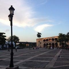 Photo taken at Plaza España by Ramon O. on 6/30/2012