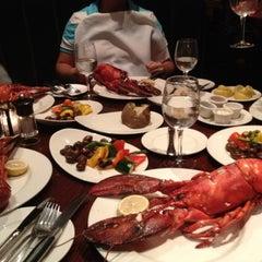 Photo taken at The Keg Steakhouse + Bar - Keg Mansion by Ava L. on 8/20/2012